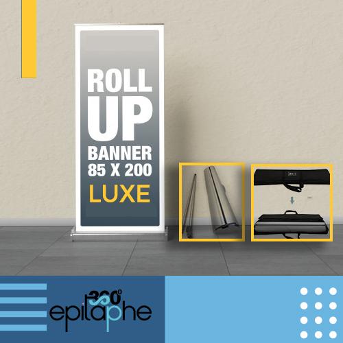 Roll up de Luxe 0,85x2m